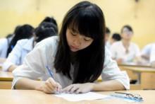 Đề thi chọn học sinh giỏi Toán quốc gia 2015 gây 'sốc'